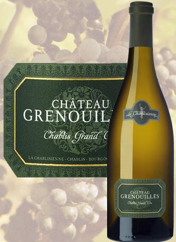Château Grenouilles 2015 Chablis Grand Cru La Chablisienne