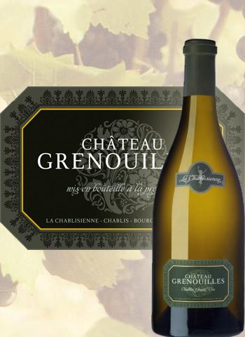 Magnum Château Grenouilles 2013 Chablis Grand Cru La Chablisienne