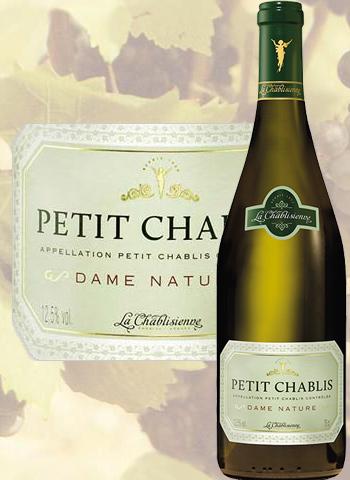 Petit Chablis Bio Dame Nature 2019 La Chablisienne