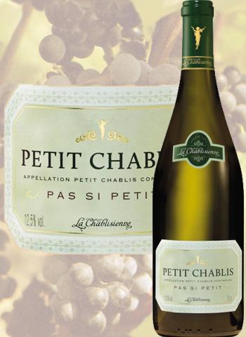 Magnum Petit Chablis 2018 La Chablisienne