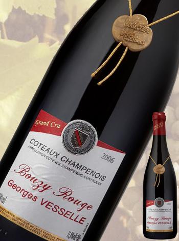 Bouzy Rouge Grand Cru 2006 Georges Vesselle