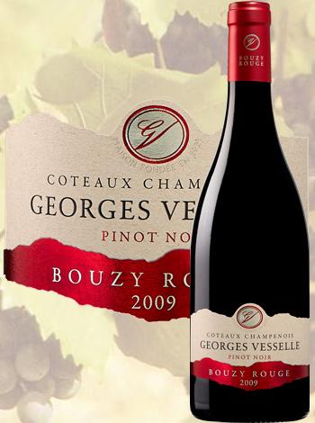 Bouzy Rouge Grand Cru 2009 Georges Vesselle
