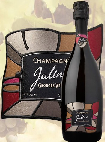 Cuvée Juline Grand Cru Georges Vesselle