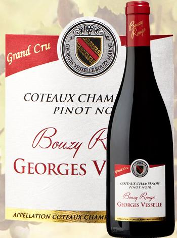 Bouzy Rouge Grand Cru non millésimé Georges Vesselle