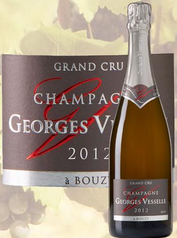 Brut Millésimé 2012 Grand Cru Georges Vesselle