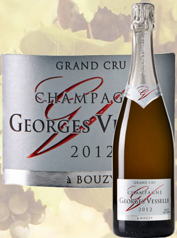 Brut Nature Millésimé 2012 Grand Cru Georges Vesselle