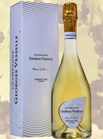 Extra Brut Blanc de Blancs Grand Cru Georges Vesselle