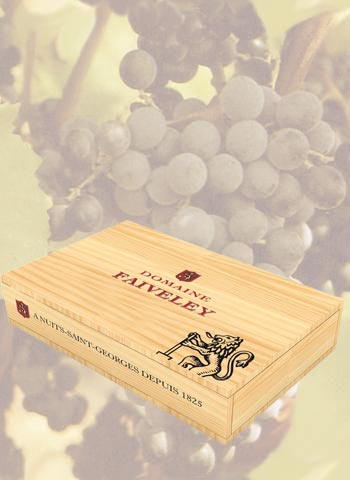 Coffret Prestige Bourgogne Grand Cru Faiveley