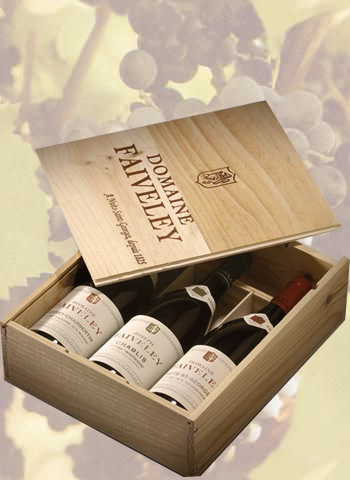 Coffret Bourguignon Faiveley