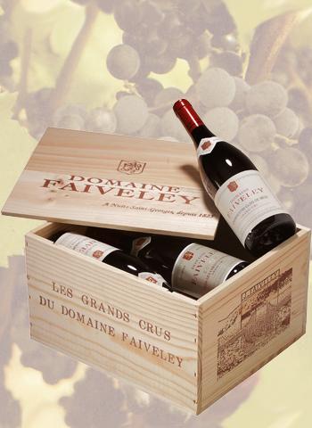 Coffret Bourgogne Découverte Côte de Nuits Faiveley