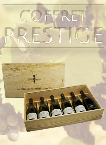 Coffret Bois Prestige La Chablisienne