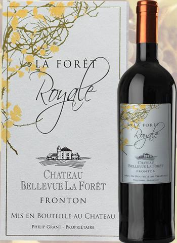 La Forêt Royale 2018 Château Bellevue La Forêt