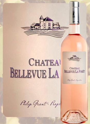 Château Bellevue La Forêt Rosé 2020 Vin de Fronton