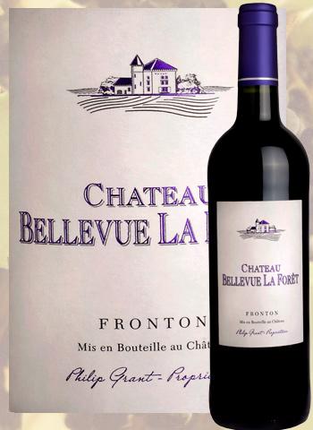 Château Bellevue La Forêt Rouge 2018 Vin de Fronton