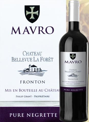 Mavro 2019 Fronton Bellevue La Forêt