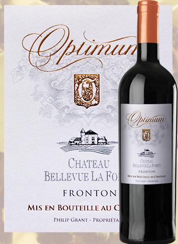 Magnum Optimum 2016 Château Bellevue La Forêt