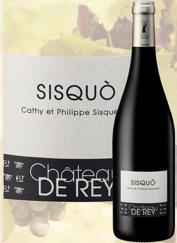 Sisquo Rouge 2020 Côtes du Roussillon Château de Rey