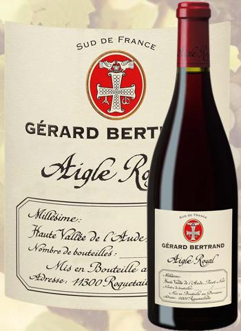 Aigle Royal Pinot Noir 2016 Haute Vallée de L'Aude Gérard Bertrand