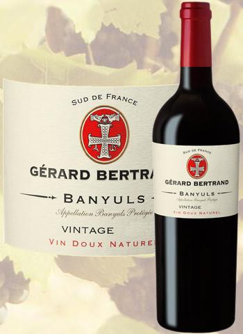Banyuls Rouge 2014 Gérard Bertrand