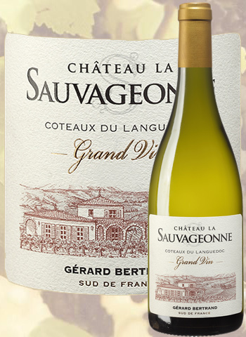 Château la Sauvageonne Blanc Grand Vin 2019 Gérard Bertrand