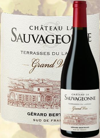 Château la Sauvageonne Rouge Grand Vin 2017 Gérard Bertrand