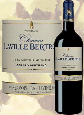 Château Laville Bertrou 2018 Minervois-La Liviniére Gérard Bertrand