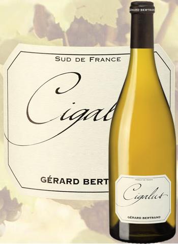 Domaine de Cigalus Blanc 2019 Aude Hauterive Gérard Bertrand