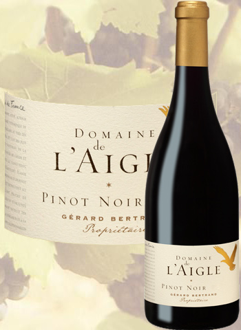 Domaine de l'Aigle Pinot Noir 2018 Haute Vallée de L'Aude Gérard Bertrand