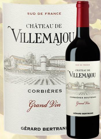Château de Villemajou Rouge Grand Vin 2016 Corbières-Boutenac Gérard Bertrand