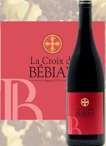 La Croix de Bébian Rouge 2018 Prieuré Saint-Jean de Bébian