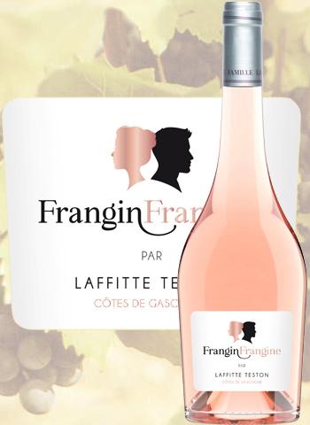 Domaine du Teston Rosé 2019 Côtes de Gascogne