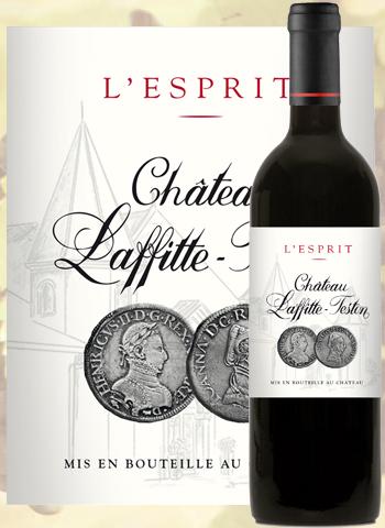 L'Esprit 2016 Madiran Château Laffitte Teston