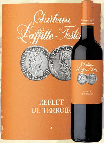 Magnum Madiran Reflet du Terroir 2015 Château Laffitte Teston