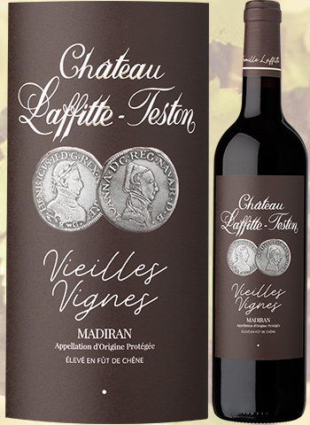 Madiran Vieilles Vignes 2017 Château Laffitte Teston