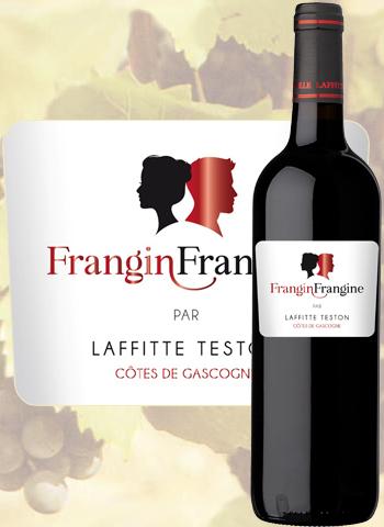 Domaine du Teston Merlot-Tannat 2017 Côtes de Gascogne