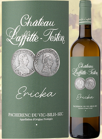 Éricka 2018 Pacherenc du Vic-Bilh Sec Laffitte Teston