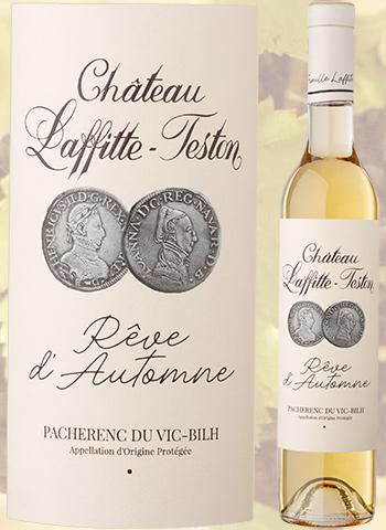 Rêve d'Automne 50 cl 2018 Pacherenc du Vic-Bilh Moelleux Laffitte Teston