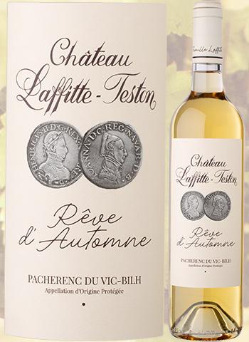 Rêve d'Automne 50 cl 2017 Pacherenc du Vic-Bilh Moelleux Laffitte Teston