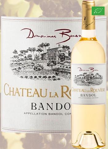 Château la Rouvière Blanc 2019 Bandol Bio Bunan