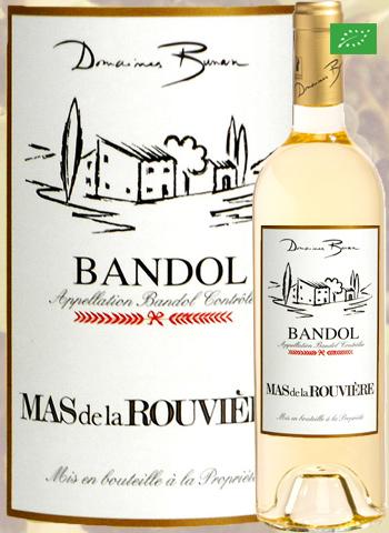 Mas de la Rouvière Blanc 2019 Bandol Bio Bunan