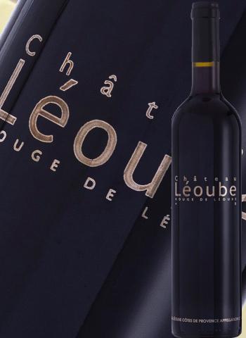 Rouge de Léoube 2018 Côtes de Provence Bio