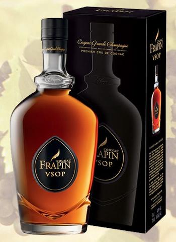 Carafe V.S.O.P Frapin Cognac Grande Champagne