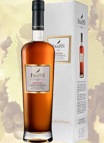 Frapin 1270 Premier Cru de cognac Grande Champagne