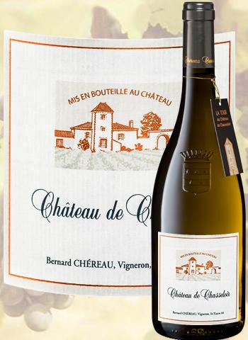Château De Chasseloir 2014 Muscadet Chéreau carré