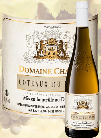 Domaine Chauvin 2018 Coteaux du Layon Pierre-Eric Chauvin