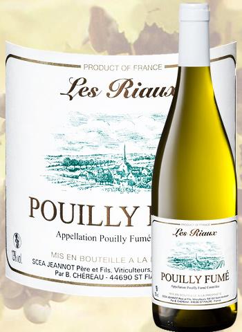 Pouilly Fumé Les Riaux 2019 Alexis Jeannot