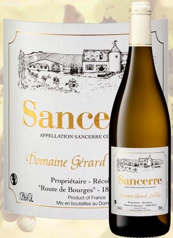 Sancerre Blanc 2019 Domaine Gérard Millet