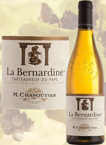 La Bernardine Blanc 2018 Châteauneuf-du-Pape Chapoutier