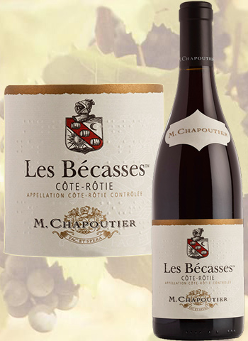 Les Bécasses 2018 Côte-Rôtie Chapoutier