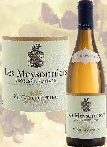 Les Meysonniers Blanc 2019 Crozes-Hermitage Bio Chapoutier